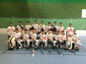 hockey linea seleccion española junior