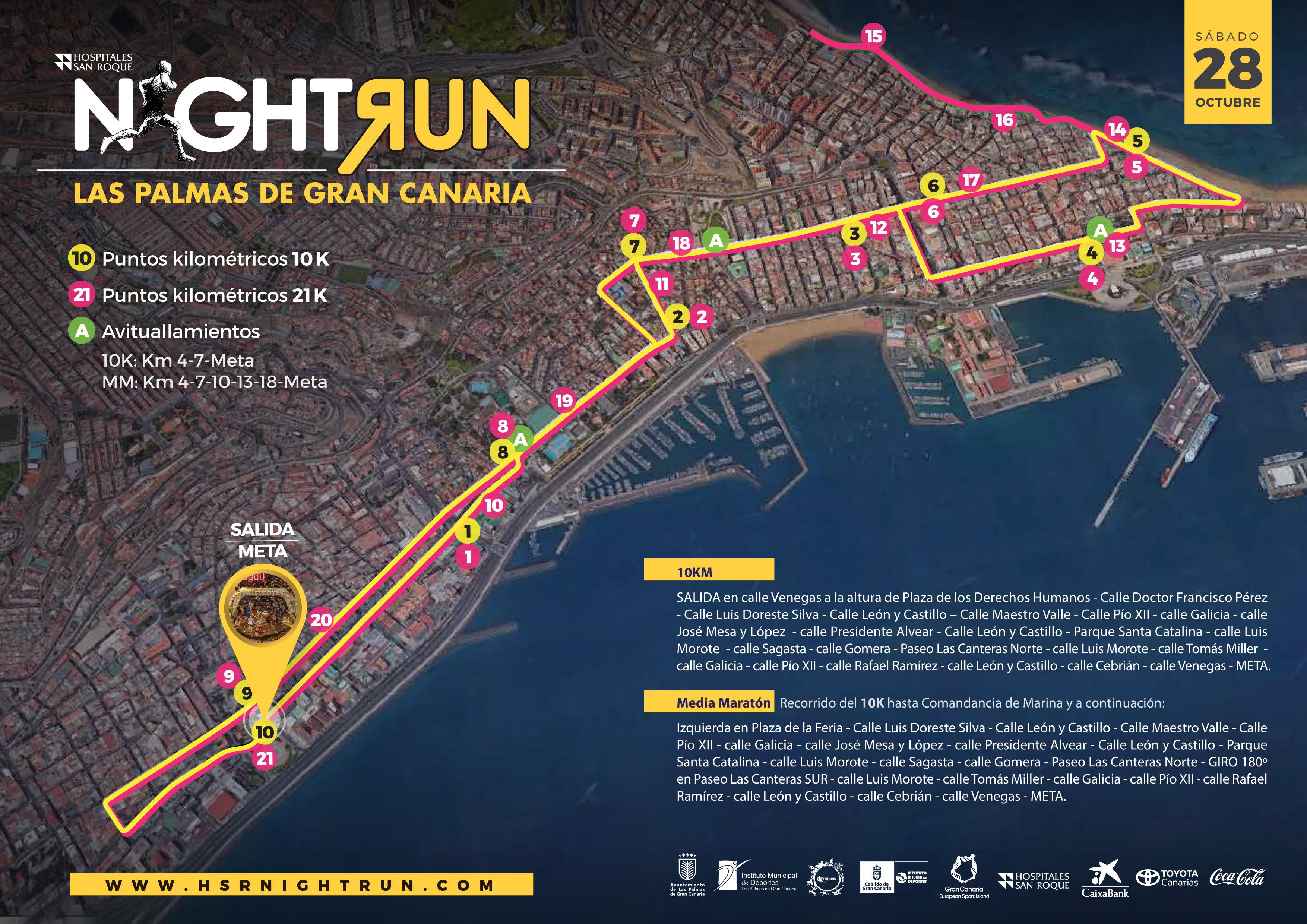 Circuito Night Run : Night run